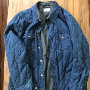 Men's Large Marine Layer Field Quilted Jacket